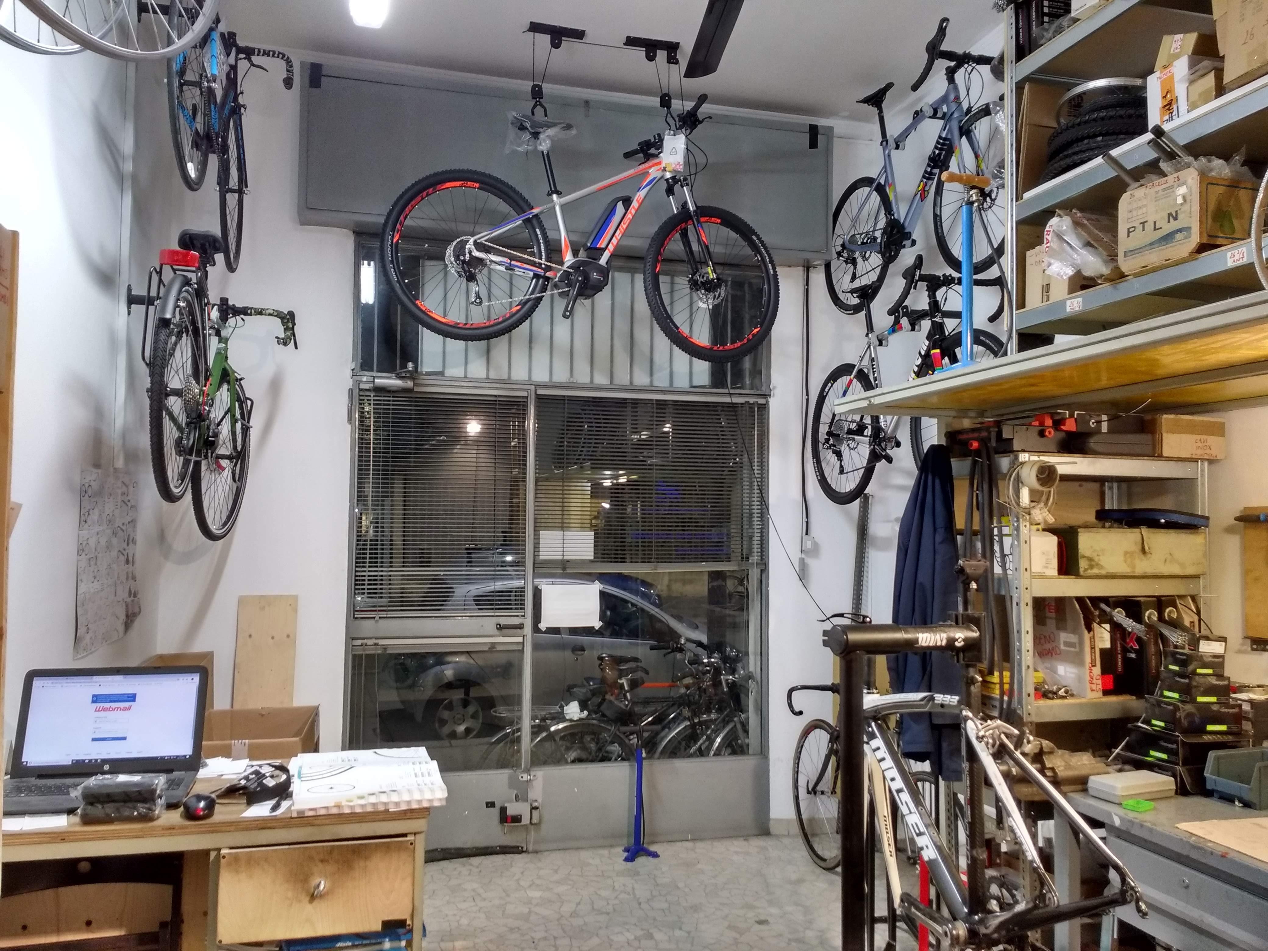 Biciclette Normali E Elettriche Ciclismo Calvairate